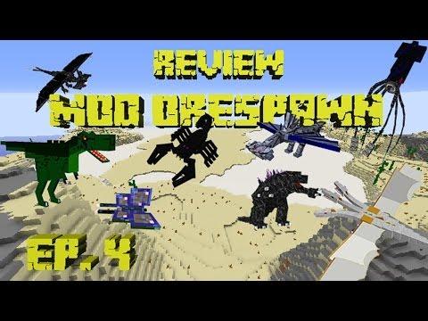 REVIEW DEL MOD ORESPAWN!!! EP. 4 - JEFES FINALES   MINECRAFT 1.6.4
