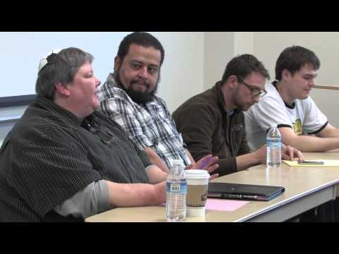 Skagit Valley College 2013 Belief Panel Part 1