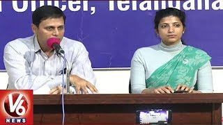 Telangana Election Commissioner Rajath Kumar Press Meet About Assembly Polls