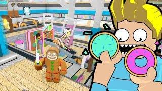 Roblox / Delicious Donut Factory Tycoon / Best Tycoon EVER! / Gamer Chad Plays