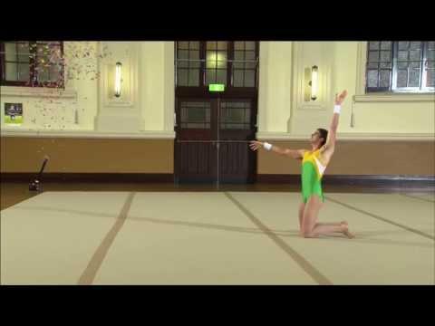 Eamon Sullivan Rhythmic Gymnastics - ALOTOau