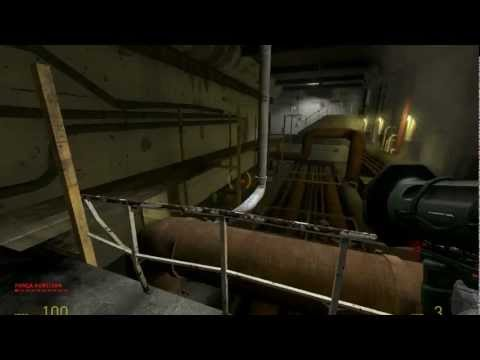 Game Base - Gameplay HL2 DM