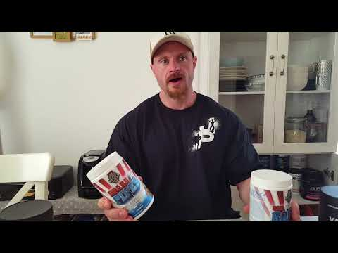 Pre workout of the week : reviews
