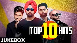 Top 10 Hits Vol 2  | Video Jukebox | Latest Punjabi Songs 2019 | Speed Records