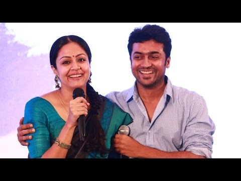 Jyothika Says about Suriya My Pillar