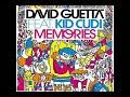 David Guetta feat Kid Cudi - Memories Lyrics