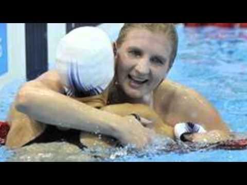 Olympics swimming: Rebecca Adlington into 800m final