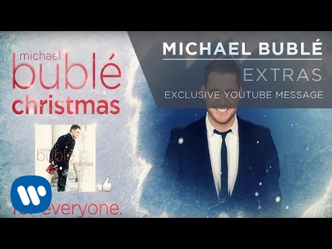 Michael Bublé - Exclusive YouTube Message
