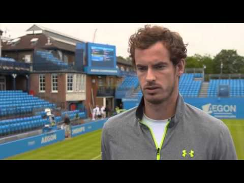 Andy Murray and Grigor Dimitrov aim for pre Wimbledon momentum at Queen's