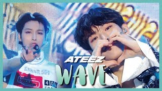 [HOT]  ATEEZ - WAVE, 에이티즈 - WAVE  Show Music core 20190629