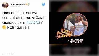 Les Vacances des Anges 3 : Sarah Fraisou débarque dans l'aventure !