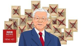 TBT Nguyễn Phú Trọng có thực sự quyết tâm đốt lò? - Bàn tròn BBC News Tiếng Việt