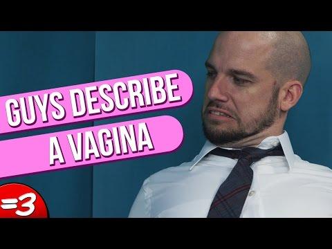 Guys Describe A Vagina video
