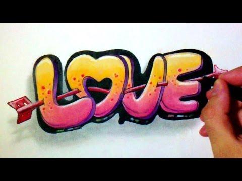 Mod le de tag graffiti page 1 10 all - Lettre graffiti modele ...