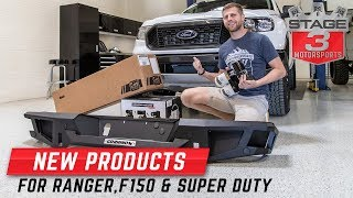 New Products March 2019 - Stage 3 Motorsports