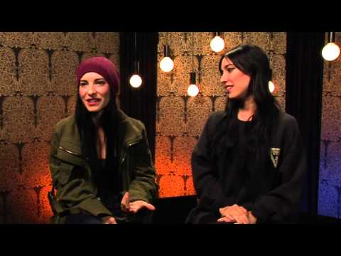 The Veronicas Interview (July 2012) - On Being Mistaken For Lady Gaga + The Olsen Twins!