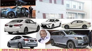 how rich is SANYERI ( Olaniyi Afonja ) in 2020? ► All His Mansions, Cars, Luxuries & Assets