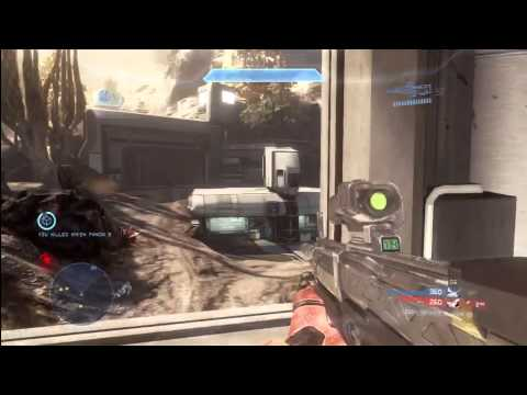 Halo 4 Multiplayer Tips and Tricks Infinity Slayer Matchmaking Gameplay Commentary