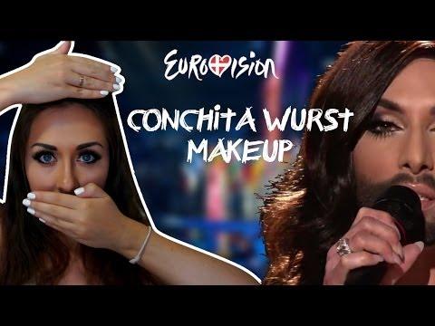 ♔ Conchita Wurst MAKEUP ♔