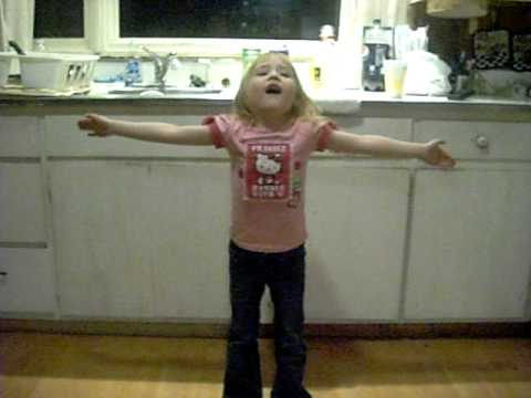 Abbielynn As Katy Perry video