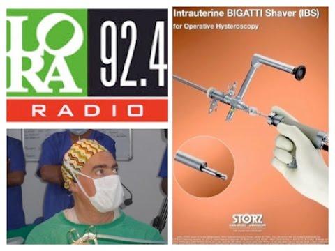 Intervista Radio Lora Italiana Bigatti Shaver