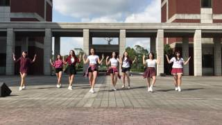 Like OOH-AHH(우아하게)-twice(트와이스) Dance covered by K-muse from APU 立命館アジア太平洋大学@APU Open Campus 2016