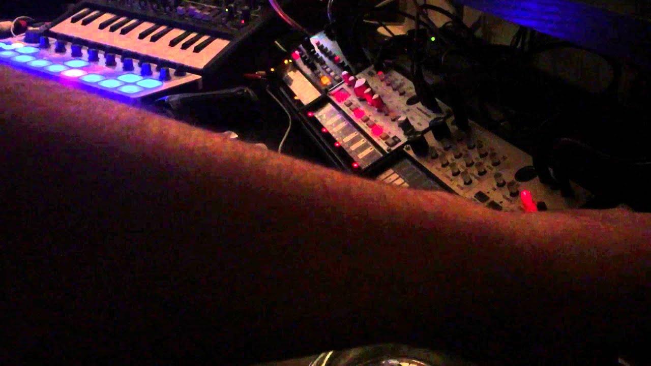 Pano Manara minimal techno improvisation