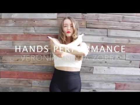 Hands Performance - Veronika Ninja Zorra