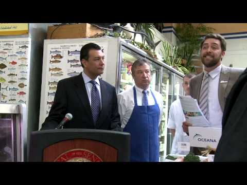 Padilla SB 1138  Seafood Mislableing Press Conference