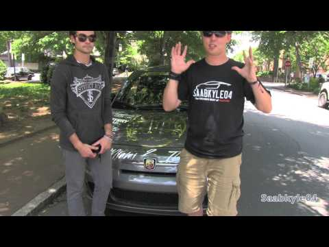 SAABKYLE04 - Gumball 3000 2014 YouTube Hero Challenge - Day 4 - G Pen