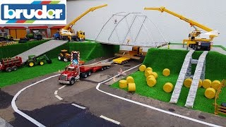 RC BRUDER toys village BRIDGE delivery!