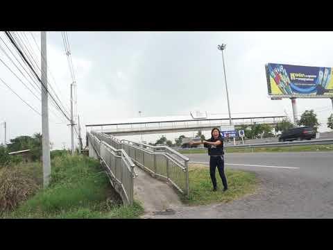 1382.อะไรวะ!!!!! สะพานกลับรถจักรยานยนต์