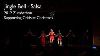 Jingle Bells - Zumba for Crisis at Christmas