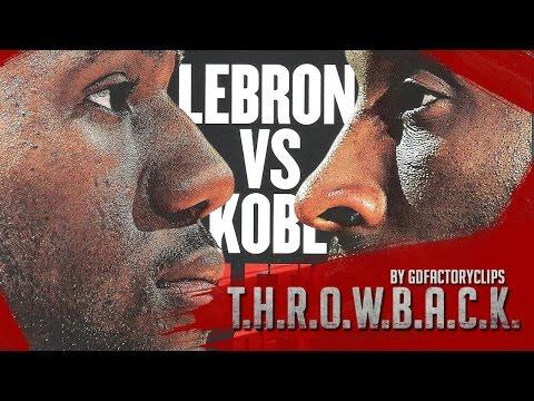 Throwback: Lebron James vs Kobe Bryant Full Duel Highlights 2010.01.21 Cavaliers vs Lakers - SICK!