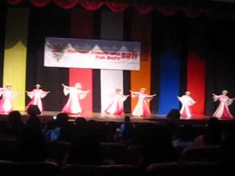 Fun Days 2011 - Philippine Folk Dance - Sayaw Sa Cuyo - Orlando 2012 video