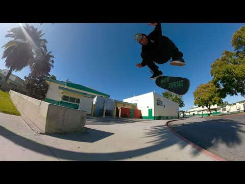 JOHN BRADFORD AND THE CASH CREW SKATE DAY !!! - NKA VIDS -