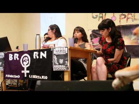 Black Rose Anarcha-Feminist Panel