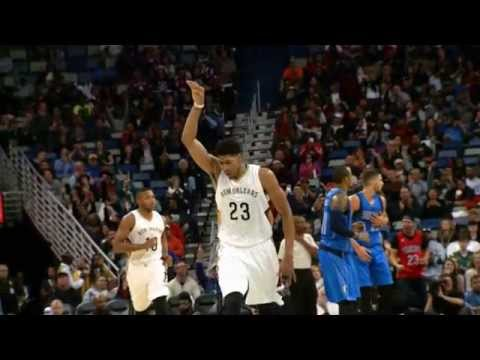 Anthony Davis the Future of the New Orleans Pelicans