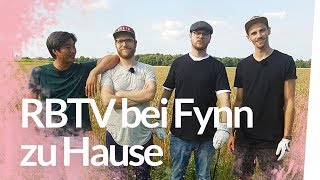 Motocross & Golf in Fynns Garten mit Rocket Beans TV | Kliemannsland