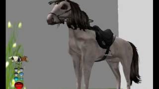Mesh avatar Horse Box by Rosie Dimanovic - Product Fixes