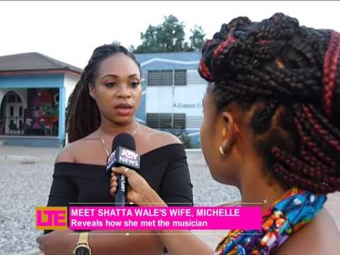 Meet Shatta Wale's wife Michelle music videos 2016