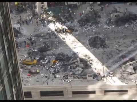 Transformers 3: Filming Behind the Scenes Chicago Trump Tower Video