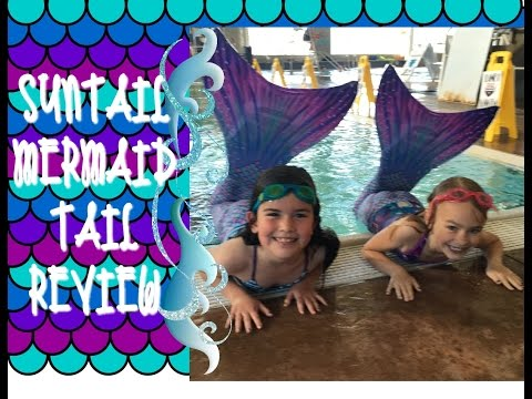 Suntail mermaid review