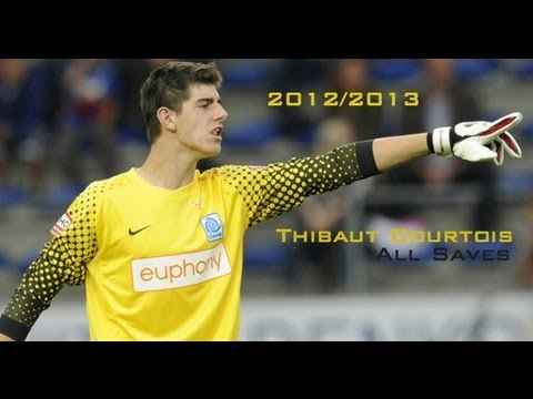 Thibaut Courtois - Best Saves