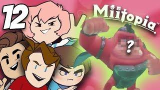 Miitopia: Jake Paul Kills Ross - PART 12 - Grumpcade (ft. Jimmy Whetzel, Commander Holly, & Matt)