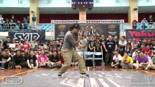 Popping side Judge (Poppin J, Kei, JR Boogaloo) | 20140302 OBS Vol.8
