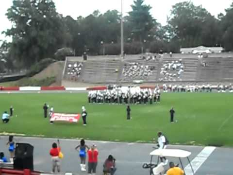 Overton Elementary School Mini Marching Band @WSSU BOTB