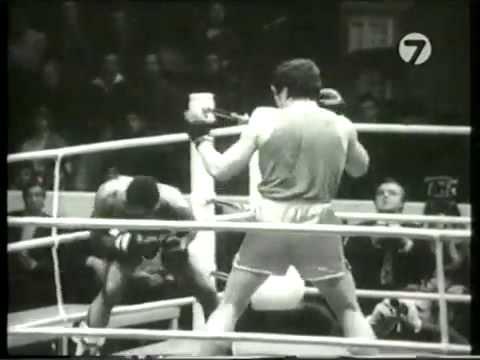 Бокс США Россия СССР   Boxing USA Russia USSR