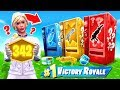 VENDING Machine *ONLY* RANKED CHALLENGE *NEW* Game Mode in Fortnite Battle Royale