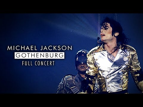 Michael Jackson - History World Tour - Sweden, Gothenburg 1997 - Full Concert [hq] video